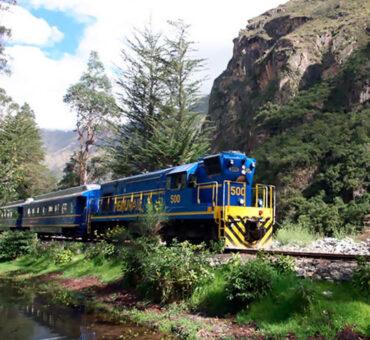 Tour Machupicchu By Train -One Day