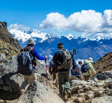 Cusco City Tour & Ruinas Arqueologicas + Salkantay Trek a Machu Picchu  8D/7N