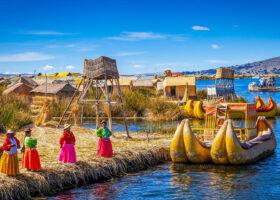 Lima-Cusco-Machupicchu-Lago Titicaca 8D/7N